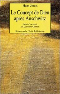 Concept de Dieu après Auschwitz de Hans Jonas
