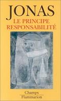 Hans Jonas - Principe responsabilité